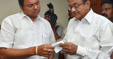 கேக் வெட்ட வாங்க ''உங்களை தடுக்க முடியாது'' கார்த்திக் சிதம்பரம் கடிதம்...!!