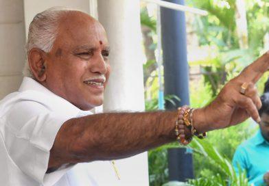 """""""எங்களுக்கு கன்னடம் தான் முதன்மை மொழி""""… கர்நாடக முதல்வர் எடியூரப்பா.!!"""